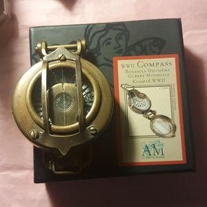 Vintage WW2 Boussole Compass